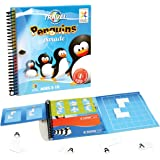 SmartGames SGT260 Penguins Parade Magnetic Travel Puzzle Game