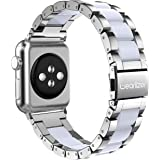 Apple Watch バンド/Apple Watch 5 バンド,Wearlizer アップルウォッチ iwatch…