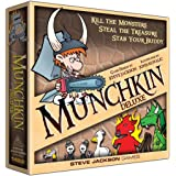 Steve Jackson Games SJG 1483 Munchkin Deluxe Card Game