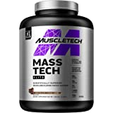 MuscleTech Mass Tech Mass Gainer Protein Powder, Build Muscle Size & Strength with High-Density Clean Calories, Milk Chocolat