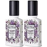 Poo-Pourri Lavender Vanilla Before You Go Spray, (2 x 4 oz.), 2 Piece