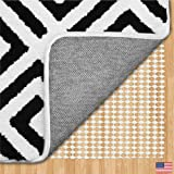 Gorilla Grip Original Area Rug Gripper Pad (8x10), Made in USA, for Hard Floors, Pads Available in Many Sizes, Provides Prote