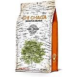 Premium Chaga Mushroom Chunks - 8 oz of Authentic 100% Wild Harvested Canadian Chaga Tea - Superfood