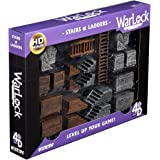 WizKids WarLock Tiles Miniatures - Stairs and Ladders