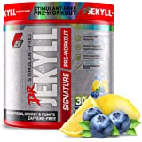 ProSupps® Dr. Jekyll® Signature Pre-Workout Powder, Stimulant & Caffeine Free, Intense Focus, Energy & Pumps, (30 Servings, B