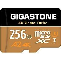 【5年データ回復保証】【Nintendo Switch対応】 Gigastone マイクロSDカード 256GB Mic…