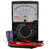 Tekpower 8-Function 19-Range Analog Multimeter, YX360-TRE-B