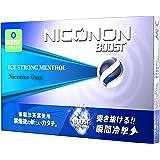 NICONON ニコノン 瞬間冷撃 ストロングアイスメンソール 禁煙後の新しいカタチ。アイコス互換機 次世代ニコチン0mg加熱式スティック 1カートン(10箱入り)