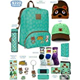 Controller Gear Official Nintendo Animal Crossing Collectors Box Gift Set New Horizons: Island Survival Kit-Nintendo Switch