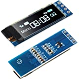 """IIC I2C シリアルOLED液晶ディスプレイモジュール I2C SSD1306 白色I2C OLEDスクリーンドライバ0.91"""" Arduino用DC 128x32 3.3V〜5V AVR PIC UNO MEGA A r d u i n o"""
