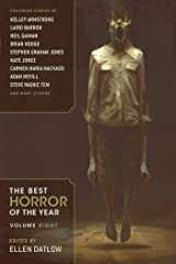Best Horror of the Year (Best Horror of the Year Book 8) Kindle Edition