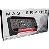 """Pressman Mastermind Game : The Strategy Game of Codemaker vs. Codebreaker (Packaging May Vary) Multi-Colored, 5"""""""