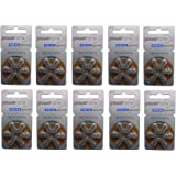 PowerOne Power One P312 Hearing Aid Battery (10 Packs Of 6 Each)
