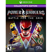Power Rangers: Battle for the Grid Collector's Edition(輸入版:北…