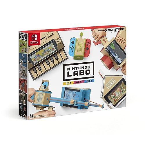 Nintendo Labo Toy-Con 01: Variety Kit - Switch