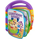 Fisher-Price CDH24 Laugh and Learn Storybook Rhymes Book