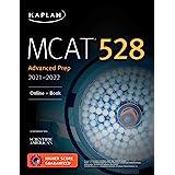 MCAT 528 Advanced Prep 2021–2022: Online + Book