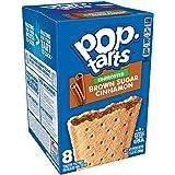 Pop Tarts Unfrosted Brown Sugar Cinnamon 8x50g
