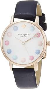 [ケイト・スペード ニューヨーク] 腕時計 METRO KSW1454 レディース 正規輸入品 ブルー