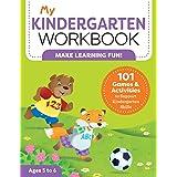 My Kindergarten Workbook: 101 Games and Activities to Support Kindergarten Skills