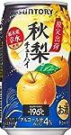 サントリー-196℃ 秋梨 [ チューハイ 350mlx24本 ]