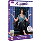 Miranda - The Finale [UK import, region 2 PAL format]