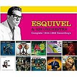 Complete 1954-1962 Recordings (10 Complete Lps + Bonus Tracks) (5cd)