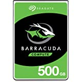 Seagate ST500LM030 - バラクーダ2.5IN 500GB SATA - 2.5IN 5400RPM 6GB / S 128MB 7MM