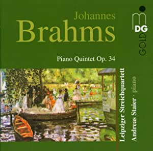Piano Quintet Op 34