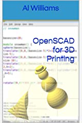OpenSCAD for 3D Printing Kindle Edition