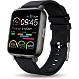 MuGo Smart Watch, 1.69 inch Fitness Tracker, Smartwatch with Heart Rate/Sleep Monitor, Calorie/Step Counter Activity Tracker,