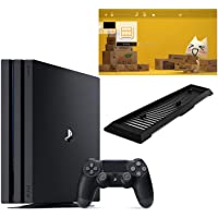 PlayStation 4 Pro ジェット?ブラック 1TB (CUH-7200BB01)【Amazon.co.jp限…