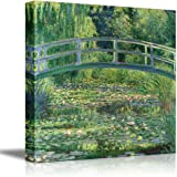 """The Water Lily Pond by Claude Monet Giclee Canvas Prints Wrapped Gallery Wall Art 