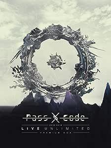 【メーカー特典あり】PassCode 2016-2018 LIVE UNLIMITED PREMIUM BOX(限定盤)【特典:PassCode 2016-2018 LIVE UNLIMITED オリジナルマフラータオル】[Blu-ray]