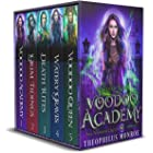 Voodoo Academy - The COMPLETE Boxed Set: An Urban Fantasy Adventure (Gates of Eden Boxsets)