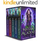 Voodoo Academy - The COMPLETE Boxed Set: An Urban Fantasy Adventure (Gates of Eden: The Voodoo Legacy)