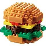 ナノブロック ハンバーガー NBC_217