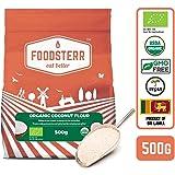 Foodsterr Organic Coconut Flour, 500g