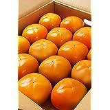 もりもとや特選 柿 和歌山県産 たねなし柿 4キロ 14個~24個