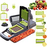 Vegetable Chopper,BRITOR Onion Chopper Mandoline Slicer Cutter Chopper and Grater Vegetable Slicer Potato Veggie Chopper Dice