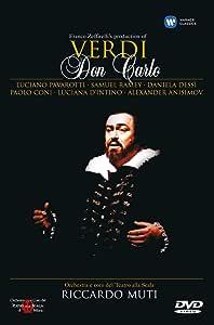 Verdi: Don Carlo [DVD] [Import]