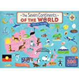 The Seven Continents of the World: A Lift-the-Flap Book