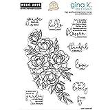 HERO ARTS PR101 HA + GINA K, Friendship Blooms