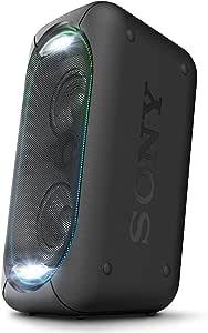 ソニー ワイヤレススピーカー 重低音モデル 大型サイズ Bluetooth/PA対応 マイクミキシング端子/ライティング機能搭載 2017年モデル SRS-XB60