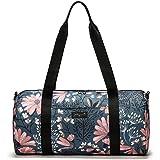 Jadyn B 19 Barrel Women's Duffel Bag Navy Floral