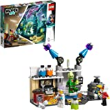 LEGO Hidden Side J.B.'s Ghost Lab 70418 Building Kit, Ghost Playset for 7+ Year Old Boys and Girls, Interactive Augmented Rea