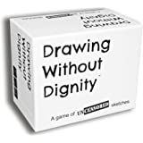 Drawing Without Dignity Adult Party Game