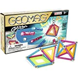Geomag 530 Glitter Magnetic Construction Set, 22-Pieces