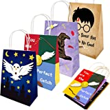 Magic Wizard School Goody Bags for Theme Party Favor Supply Decorations 16 Pack