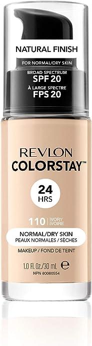 Revlon ColorStay Makeup For Normal/Dry Skin, Ivory, 30 ml